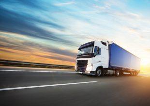 Quais são os caminhões utilizados no transporte de cargas?